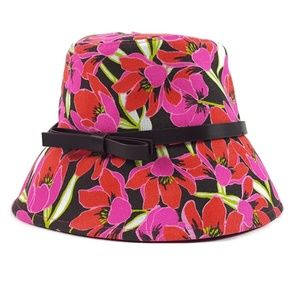 Kate Spade Rio Tropical Floral Bucket Hat